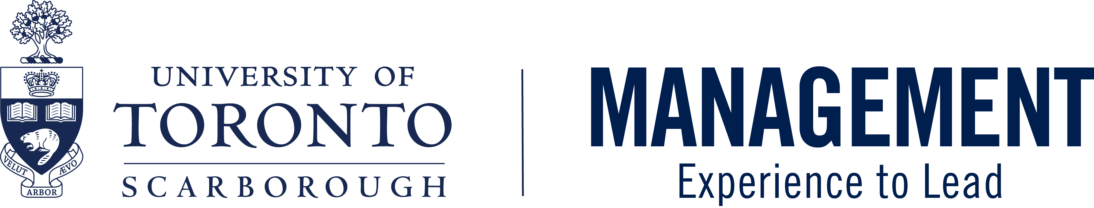 UTSC management logo